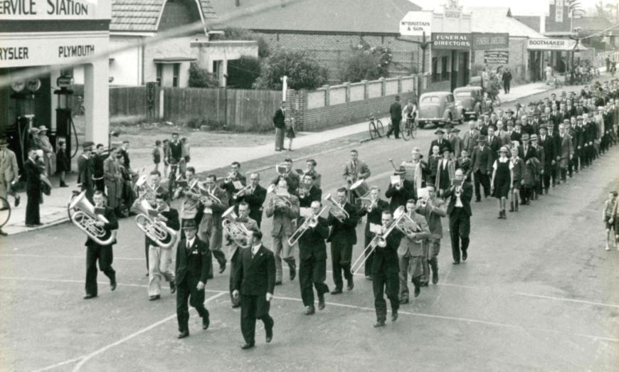 parade bunbury